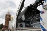 Установка шпиля на колокольню Тульского кремля, Фото: 50