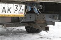 ДТП с участием «Газели» мосту через реку Воронку. 13 февраля 2014, Фото: 10