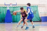 Первенство Тулы по баскетболу среди школьных команд, Фото: 7