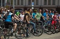 В семейном велопараде приняли участие сотни туляков , Фото: 28