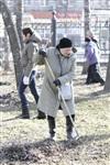 Субботник в Комсомольском парке с Владимиром Груздевым, 11.04.2014, Фото: 12