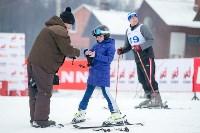 Третий этап первенства Тульской области по горнолыжному спорту., Фото: 24