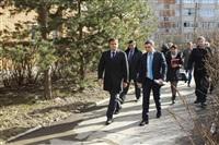 Встреча Владимира Груздева с жителями Ленинского района, Фото: 25