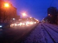 ДТП на ул. Металлургов. 20.01.2015, Фото: 4