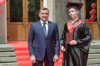 Губернатор вручил дипломы с отличием выпускникам магистратуры ТулГУ, Фото: 2