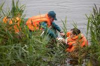 В Туле спасли лебедя с одним крылом, Фото: 26