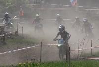 Юные мотоциклисты соревновались в мотокроссе в Новомосковске, Фото: 42