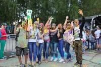 ColorFest в Туле. Фестиваль красок Холи. 18 июля 2015, Фото: 94