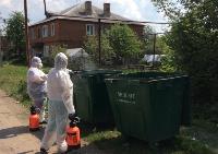 Дезинфекция мусоровозов и контейнеров, Фото: 6