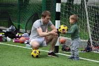 В тульских парках заработала летняя школа футбола для детей, Фото: 16