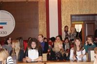 Андрей Спиридонов, министр Тульской области, познакомил студентов с проектом «Открытый регион 71», Фото: 6