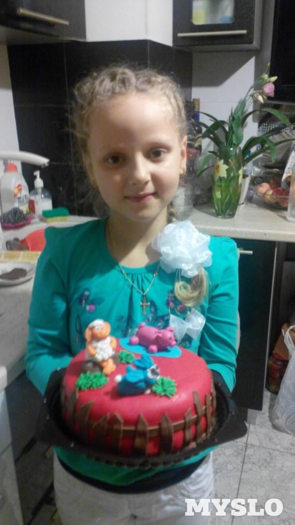 Керимова Алиса, 7 лет