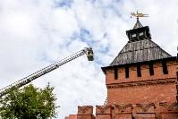 Учения МЧС в Тульском кремле, Фото: 29