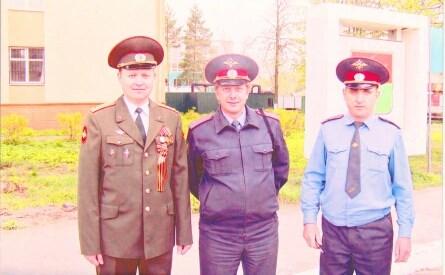 Офицеры