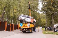 С улиц Тулы вывозят автохлам, Фото: 4