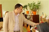 Денис Бычков проверяет школы Тульской области, Фото: 51