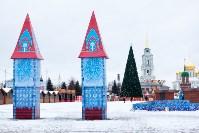 Праздничное оформление площади Ленина. Декабрь 2014., Фото: 14