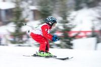 Третий этап первенства Тульской области по горнолыжному спорту., Фото: 14