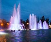 В Кировском сквере открылся светомузыкальный фонтанный комплекс: Фоторепортаж Myslo, Фото: 14