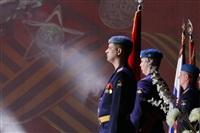 Торжественное собрание, посвященное 25-летию с момента вывода советских войск из Афганистана., Фото: 1