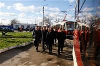 В Туле запустили пять новых трамваев, Фото: 25