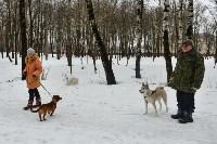 В Комсомольском парке прошёл рейд по выявлению собачников-нарушителей, Фото: 11