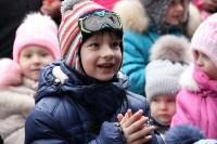 В Белоусовском парке появилась резиденция Деда Мороза, Фото: 7