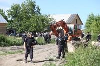Демонтаж незаконных цыганских домов в Плеханово и Хрущево, Фото: 57