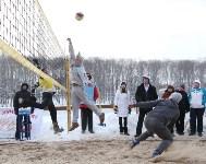 III ежегодный турнир по пляжному волейболу на снегу., Фото: 91