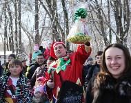 В Центральном парке празднуют Масленицу, Фото: 21