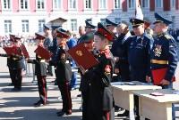 Присяга в Тульском суворовском училище: фоторепортаж, Фото: 23