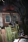 В Глушанках на пожаре погиб мужчина, Фото: 3