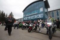 Открытие мотосезона в Новомосковске, Фото: 158