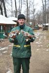 Зимовка зверей в Белоусовском парке, Фото: 8