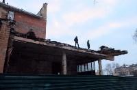 В Туле начали ломать здание бывшего кинотеатра «Салют», Фото: 7