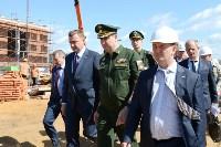 Строительство суворовского училища. 6 июля 2016 года, Фото: 29
