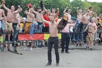 """Файер-шоу от болельщиков """"Арсенала"""". 16 мая 2014 года, Центральный парк, Фото: 40"""