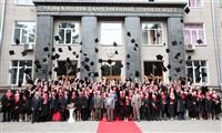 Владимир Груздев поздравил выпускников магистратуры ТулГУ, Фото: 86