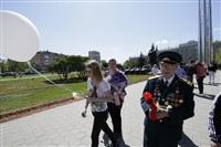 Празднование 69-й годовщины победы в Великой Отечественной войне на площади Победы. Тула, Фото: 50