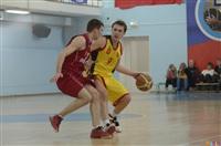 БК «Тула» дважды уступил баскетболистам Ярославля, Фото: 10