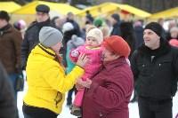 В Центральном парке Тулы прошли масленичные гуляния, Фото: 49