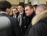Врио губернатора Тульской области Алексей Дюмин посетил Алексинский химкомбинат, Фото: 14