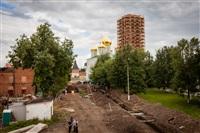 На территории кремля снова начались археологические раскопки, Фото: 40