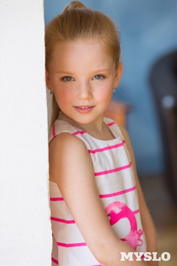 Полина Ризакулова, 7 лет