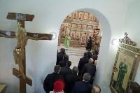 Освящение храма в 51-м полку, Фото: 21