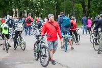 В Туле прошел большой велопарад, Фото: 17