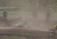 Юные мотоциклисты соревновались в мотокроссе в Новомосковске, Фото: 108