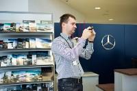 Mercedes-Benz представил обновленный В-класс, Фото: 48
