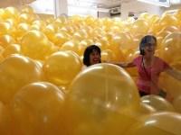Комната с воздушными шарами, Фото: 4