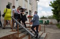 Александр Балберов поздравил выпускников тульской школы, Фото: 2